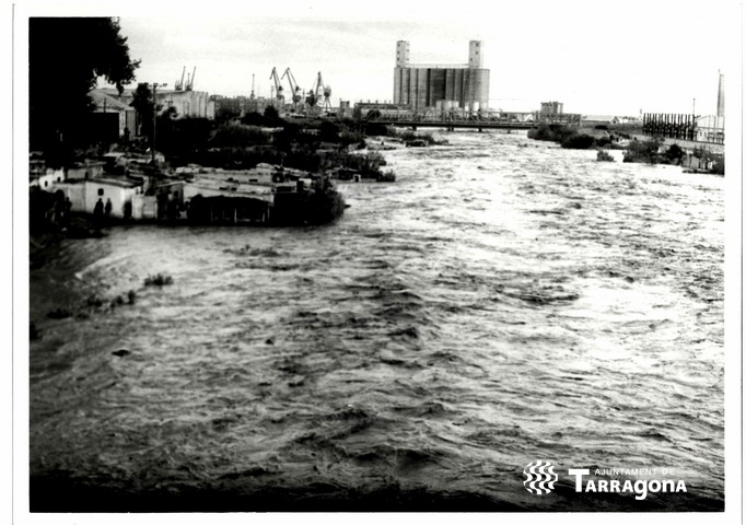 Inundacions Francolí 1994