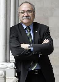Josep Ll. Carod-Rovira en la seva etapa de vicepresident