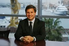 Josep Andreu és el president del Port de Tarragona des de febrer de 2011