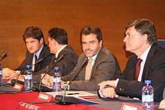 Andreu, Virgili i, al fons, Lluís Fàbregas