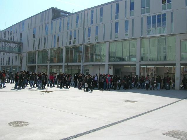 Al Campus Catalunya de la URV s'imparteixen els estudis de Periodisme (foto: tarragona21.cat)