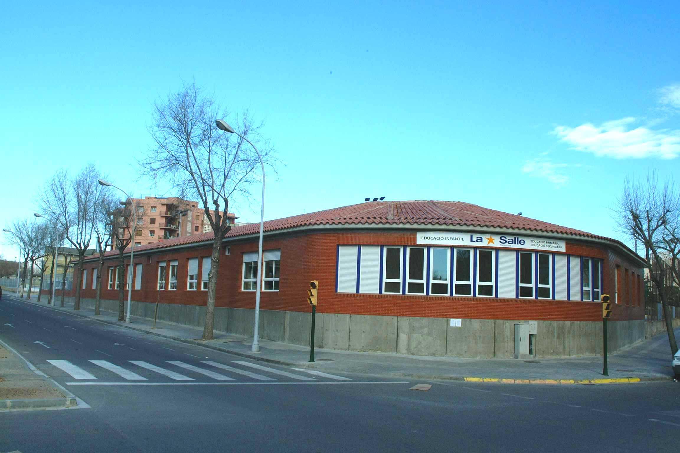 Edifici de La Salle Torreforta, col·legi amb més de 50 anys d'història