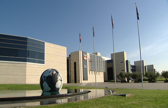 Imatge del Centre de Tecnologia de Repsol a Madrid. (foto: Repsol)