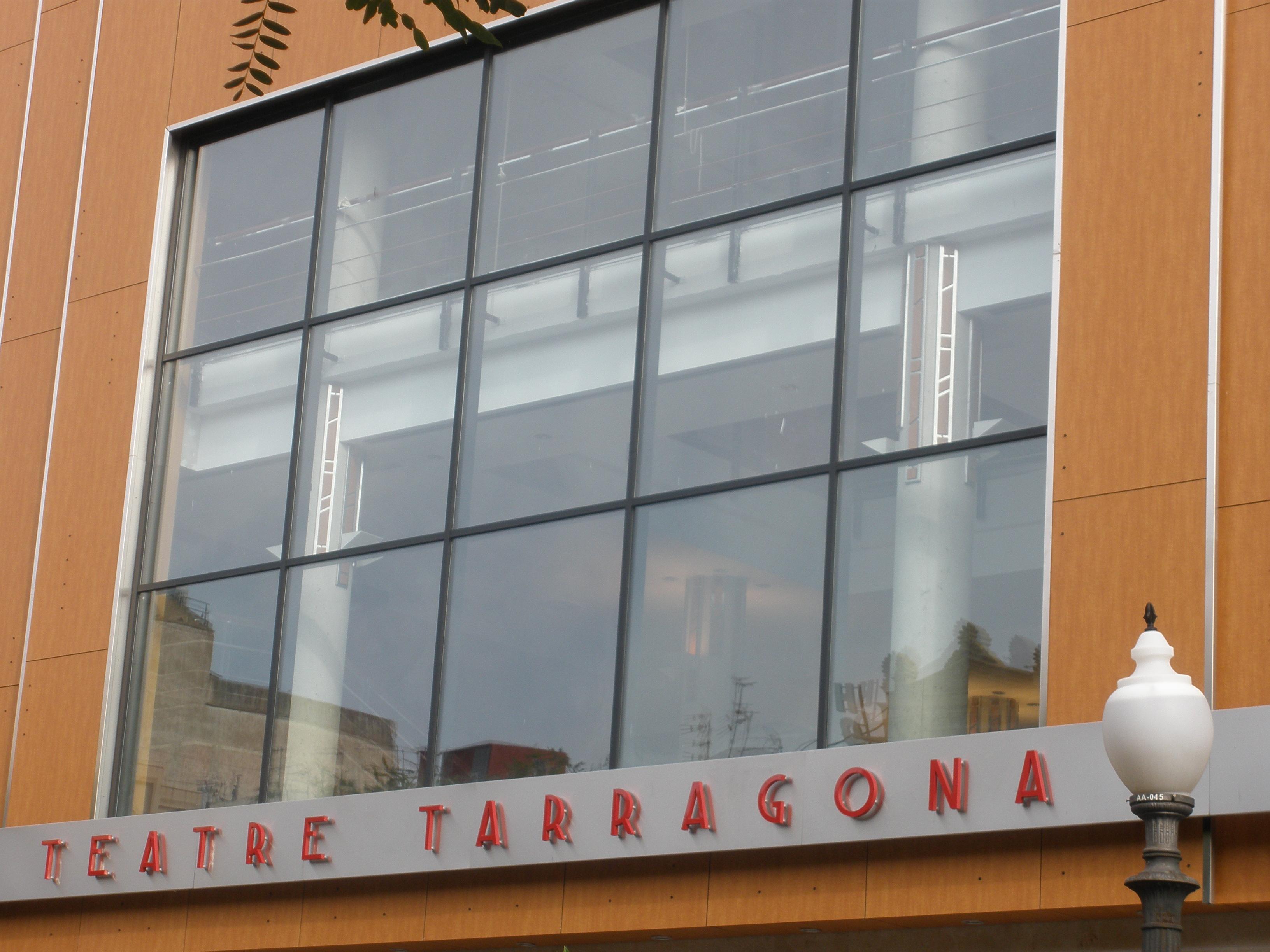 El Teatre Tarragona, inaugurat l'11 de desembre, acollirà la primera representació de la temporada el dijous 7 de març