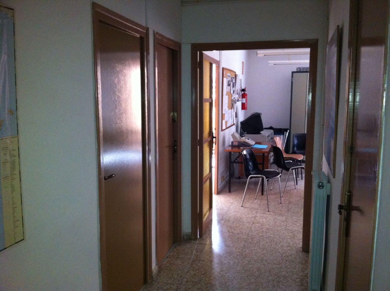 A les dues plantes superiors de l'edifici hi ha diferents habitacions, que ara no s'utilitzen (foto: Fundació Bonanit)