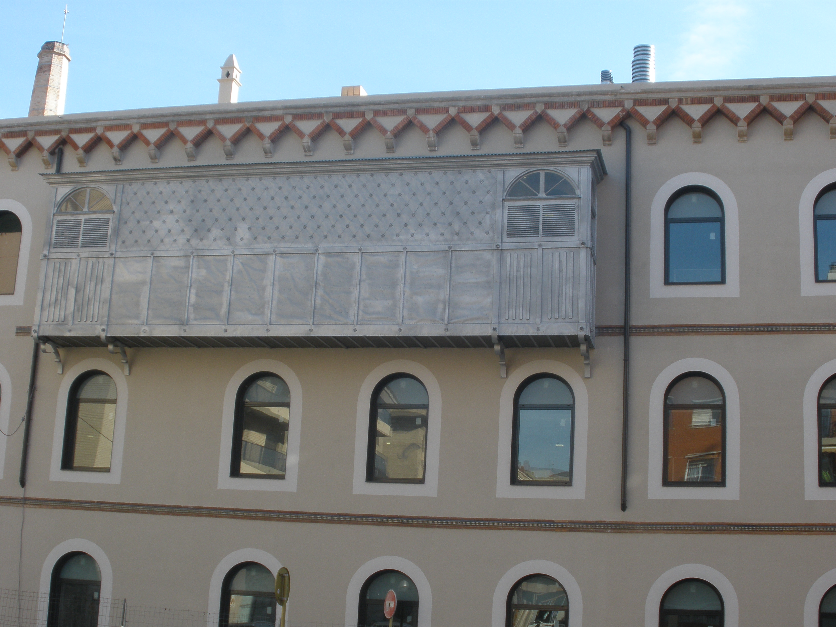 La reforma de l'edifici ha preservat tots els seus elements patrimonials de gran valor