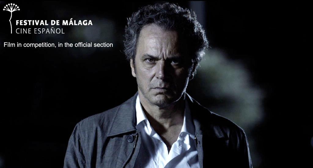 Una imatge promocional de la pel·lícula amb José Coronado al Festival de Màlaga (foto: cedida)