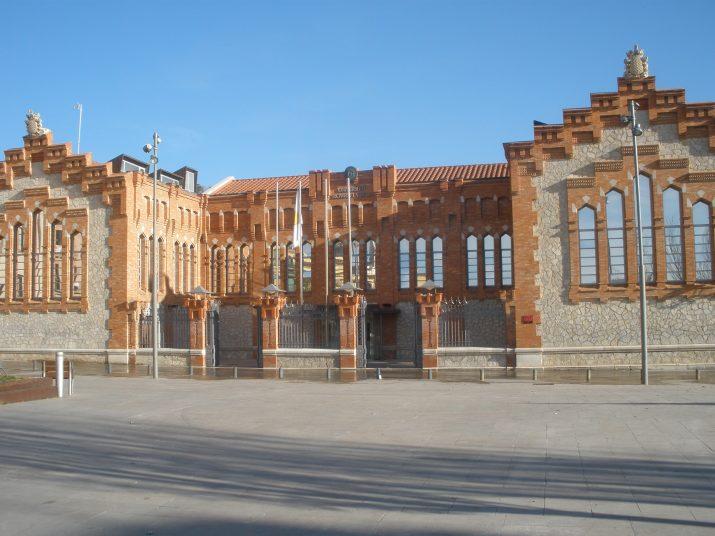 El rectorat, com la resta d'instal·lacions de la URV, estarà tancat del 5 al 25 d'agost per reduir despeses de consum i manteniment