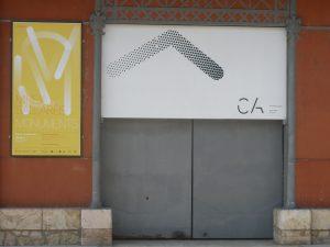 El Tinglado 2 ha estat la seu del Centre d'Art Tarragona i ha acollit una exposició de Mireia Sallarés