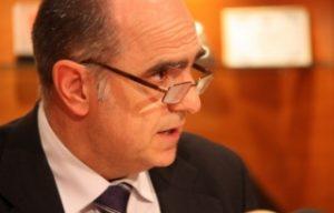 Francesc Xavier Grau és el rector de la URV des de maig de 2006