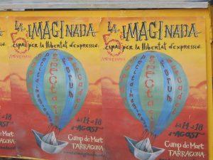 Cartell de la iMAGInada 2013.