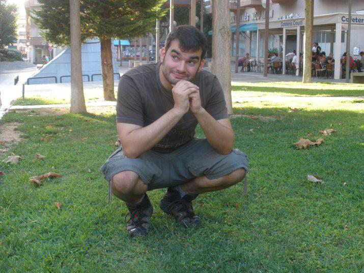 Gerard Sesé, politòleg i músic resident a Tarragona, ha escrit una cançó pensada per a la Via Catalana de l'Onze de Setembre