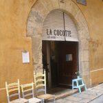 La Cocotte, a la plaça del Rovellat.