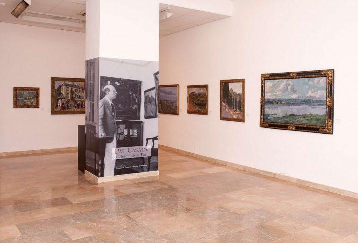 Pau Casals expo MAM
