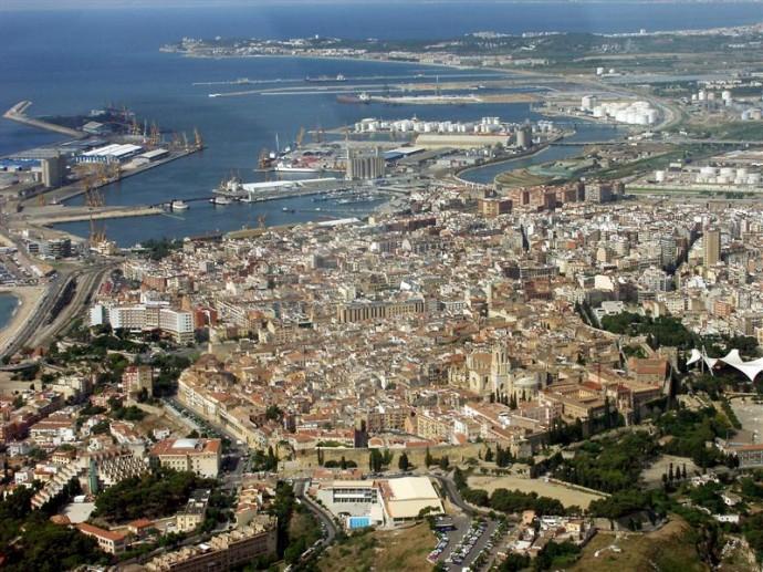 Panoramica Tarragona