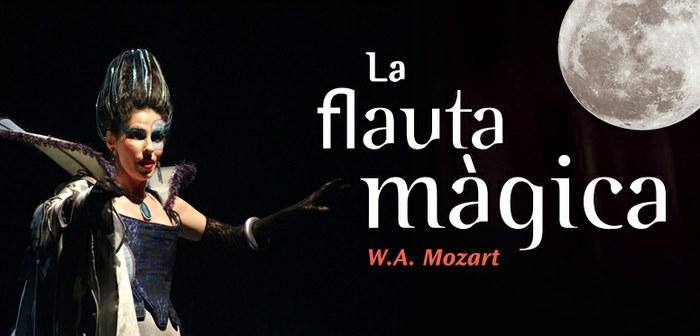 L'òpera La Flauta Màgica es representarà al Teatre Tarragona el 15 i el 17 de novembre sota la direcció d'escena de Pau Monterde