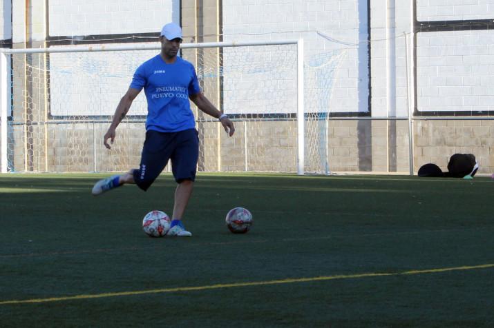Rubén Pérez ha jugat al Nàstic les últimes vuit temporades