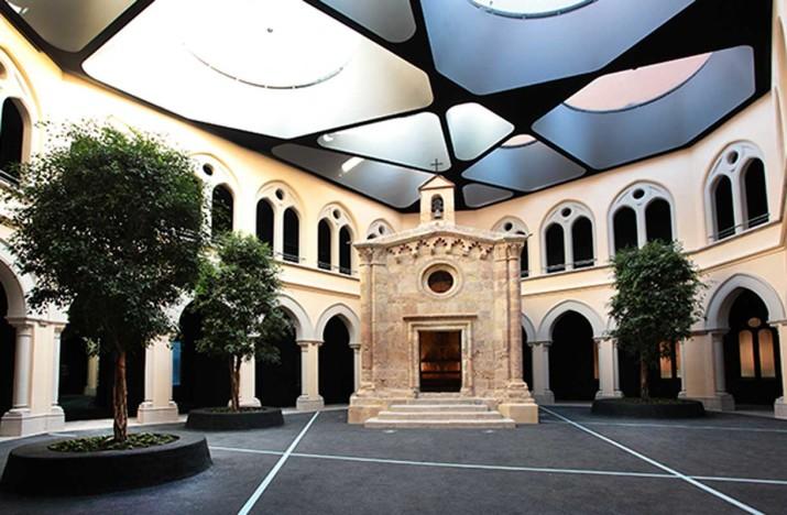 El Pati del Seminari acollirà els quatre concerts de TAU, el primer cicle de música antiga de Tarragona (foto: cedida)