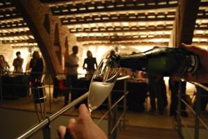 Els vins i caves Adernats acompanyaran els concerts i la degustació gastronòmica (foto: Vinícola de Nulles)