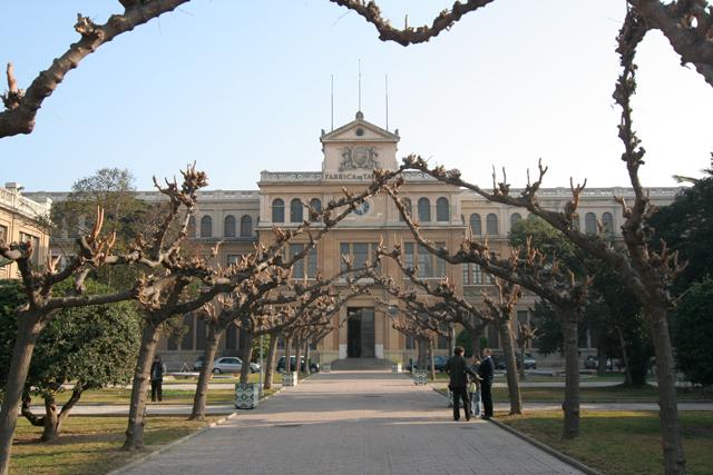 """Els jardins de Tabacalera podrien haver tingut el paper de gran """"plaça de la vila"""" per als esportistes dels Jocs Mediterranis (foto: Ajuntament Tarragona)"""