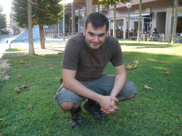 Gerard Sesé, el passat estiu a Tarragona
