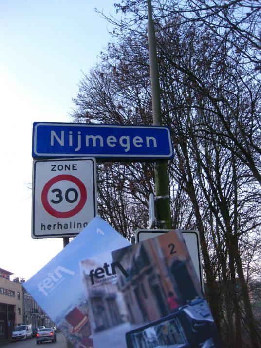 El FET a TARRAGONA també ha arribat a la localitat de Nijmegen, als Països Baixos