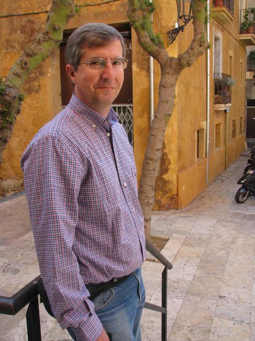 Joaquin Ruiz de Arbulo està considerat un dels millors coneixedors i divulgadors de Tarraco. És catedràtic d'Arqueologia de la URV i investigador de l'Institut Català d'Arqueologia Clàssica (foto: ICAC)