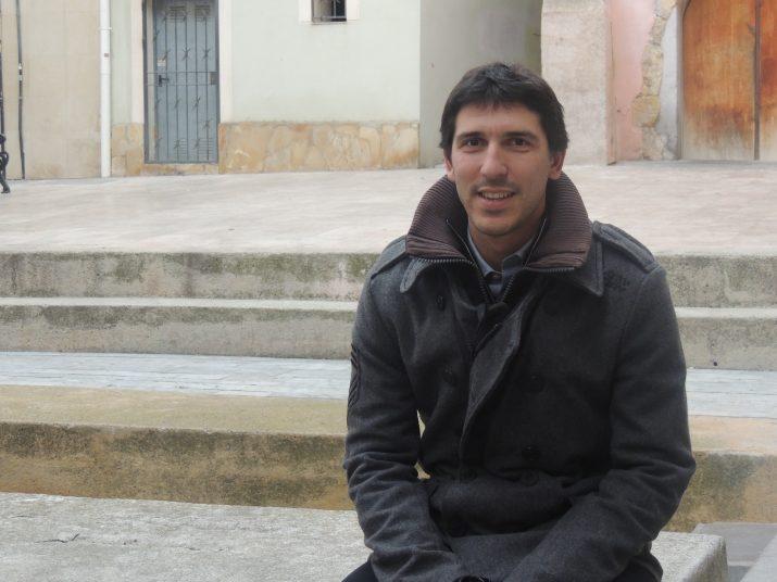 Carles Ribas és el nou cap de la Colla Jove.