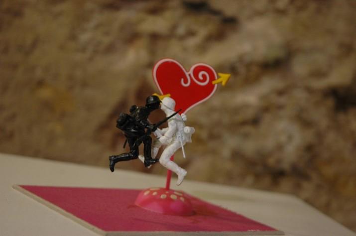 Miniatures soldats