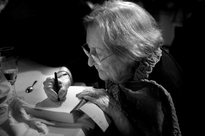 Els versos de Montserrat Abelló engalanen el Dia Mundial de la Poesia (Cedida: Institució de les Lletres Catalanes).
