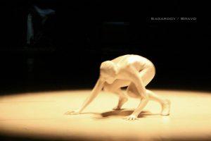 Imatge promocional de l'espectacle de la companyia Plan B que es va representar dissabte al Teatre Tarragona