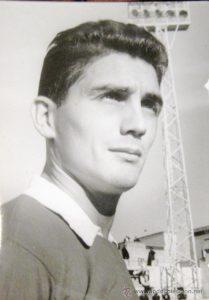 Valero Serer és el màxim golejador de la història del Nàstic amb 181 gols.