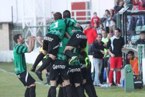 Un dels punts forts és el bloc consistent que han creat els bascos. Foto: Sestao River oficial