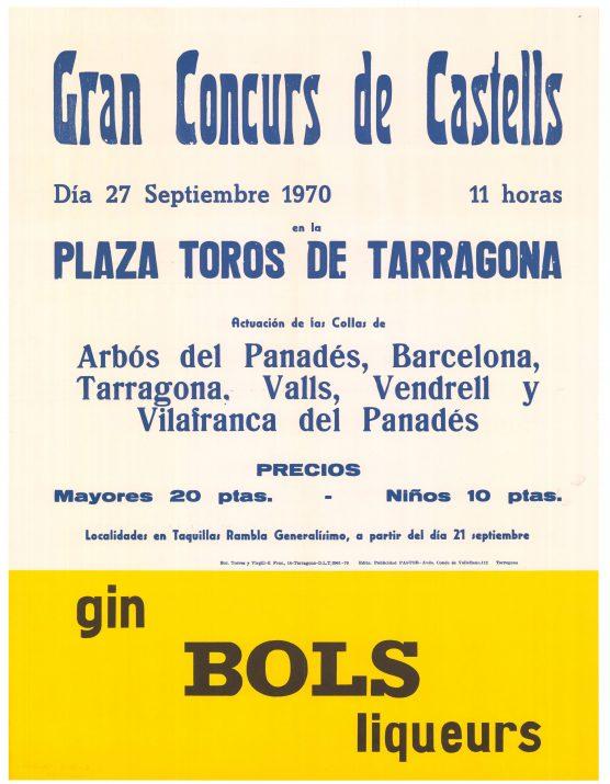 Cartell-Concurs-de-Castells_1970_2-baix