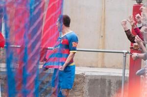L'ex del Nàstic Eloy Gila celebrant un gol. foto: uellagostera.com