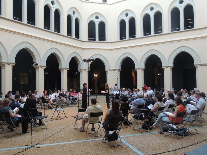 L'acte es va celebrar al Seminari de Tarragona.