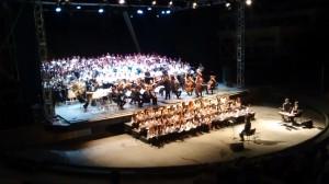 La Setmana Cantant es va cloure amb una cantata de Benjamin Britten