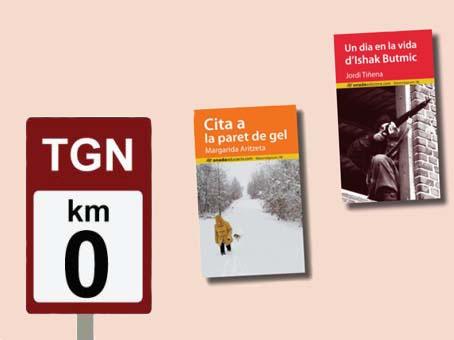 L'editorial Onada Edicions  opta per potenciar la literatura bastida a les comarques tarragonines.