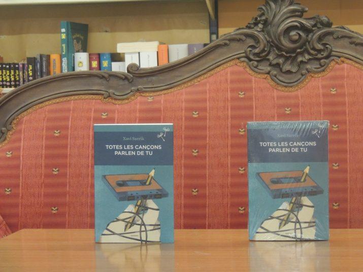 Imatge de la coberta del llibre, que es va presentar a la Llibreria La Rambla.