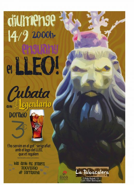 poster lleo