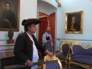 la visita guiada també porta a Casa Castellarnau