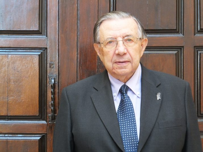 Gallart també és rector de Sant Magí de la Brufaganya des de fa vuit anys