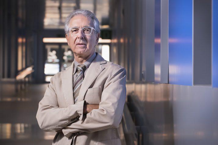 Joan Josep Guinovart, un tarragoní que dirigeix l'Institut de Recerca Biodèmica de Barcelona. Creu Sant Jordi 2014 (foto cedida)