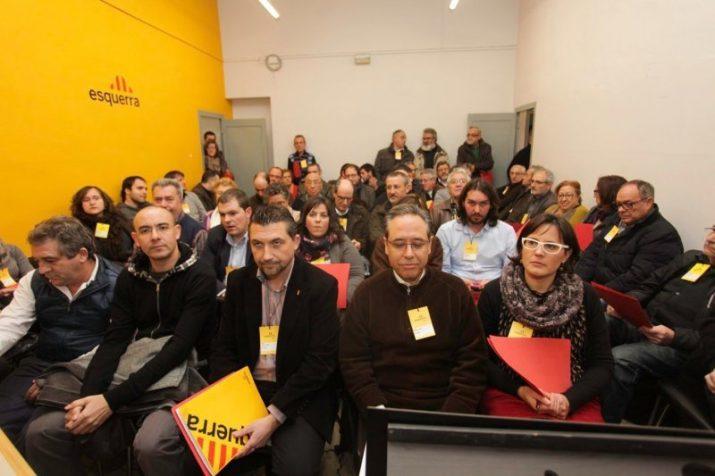 Assemblea local d'ERC a Reus (foto: DIARI DE TARRAGONA)