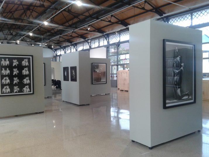 El Tinglado 1 del Port de Tarragona acull primera exposició a l'estat espanyol del fotògraf nord-americà, Greg Gorman