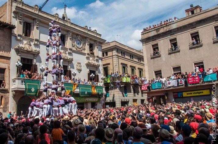 Cinc de nou de la Jove de Tarragona a l'últim Sant Fèlix (foto: Laia Diaz)