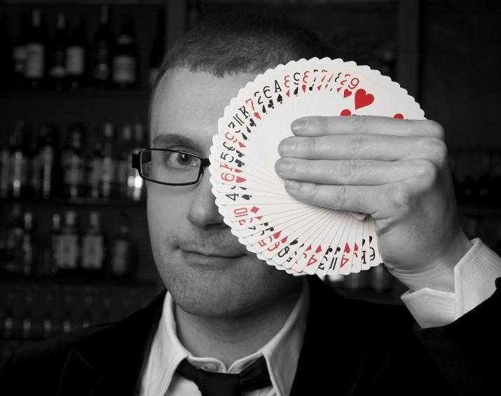 El mag Gerard, en una imatge promocional