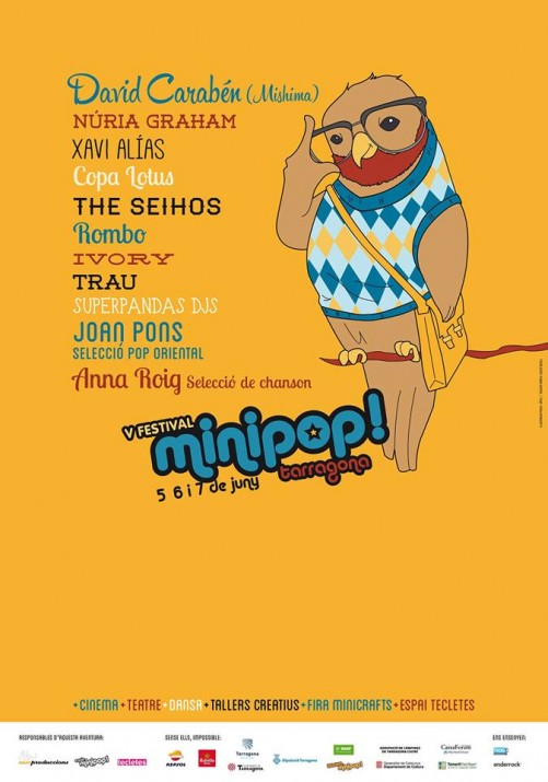 Minipop cartell