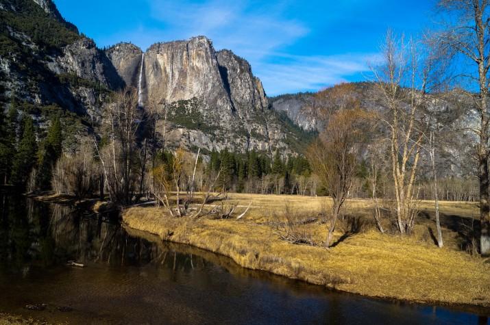 Paisatge de Parc Nacional de Yosemite (foto: GUILLEM ROQUÉ)