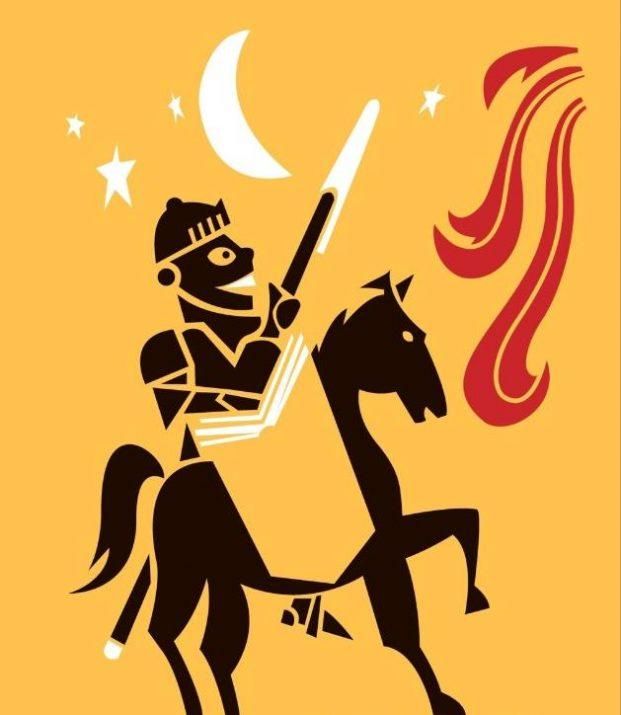 La Revetlla de Sant Jordi està organitzada per [ ].